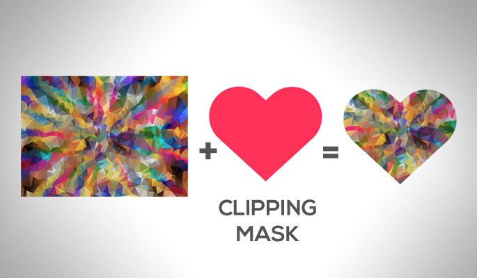 What is a Clipping Mask in Illustrator? How to use Clipping Masks