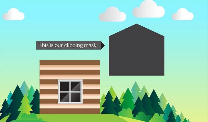 Clipping Masks in Illustrator Tutorial