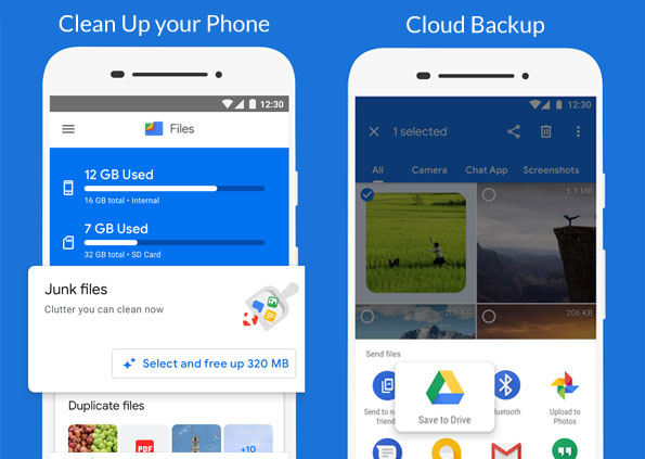 Google Files - A Smart File Manager for your Android