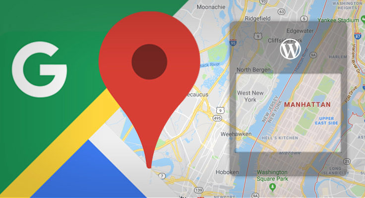 How to Embed Google Maps in WordPress Site or Blog