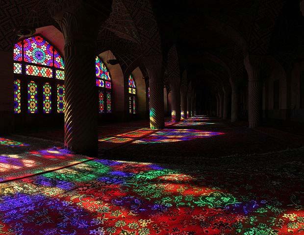 Nasir-al molk Pink Mosque