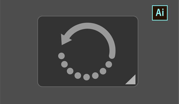 Rotate Tool Illustrator Tutorial