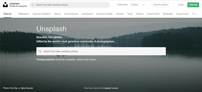 Unsplash Free Stock Image