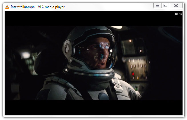 VLC media Player shortcuts common