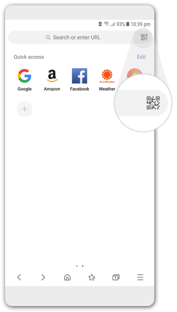 How to Scan QR and Bar codes with your Smartphone - Digitional
