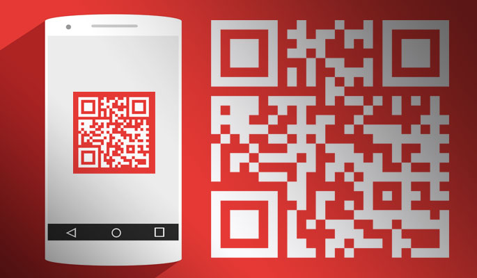 How to Scan QR and Bar codes with your Smartphone
