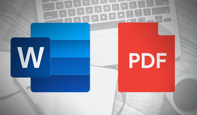Convert Word Files to PDF using Google Docs and OneDrive