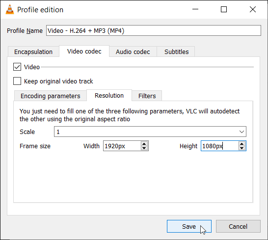 Record Your Screen Windows 10 VLC player