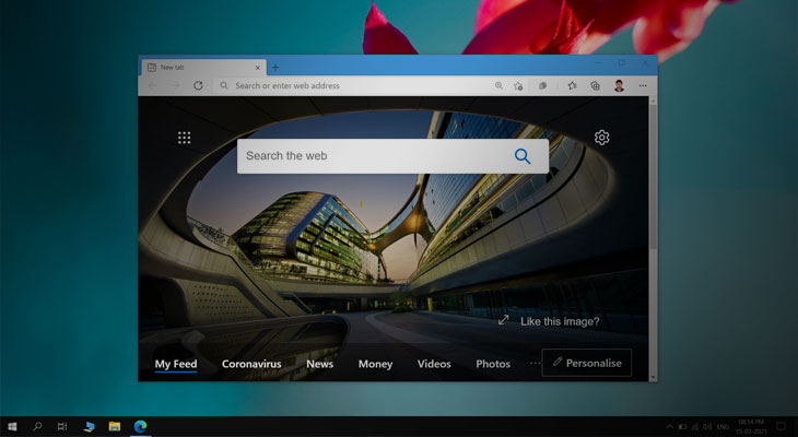 How to Change the Search Engine in Edge Browser to Google