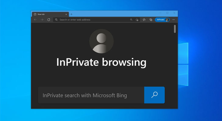 Block InPrivate browsing in Microsoft Edge Browser