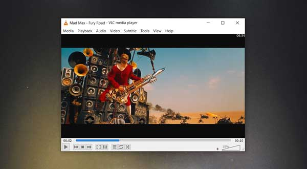 Fix movies with Low Dialogue & Loud Action audio in VLC