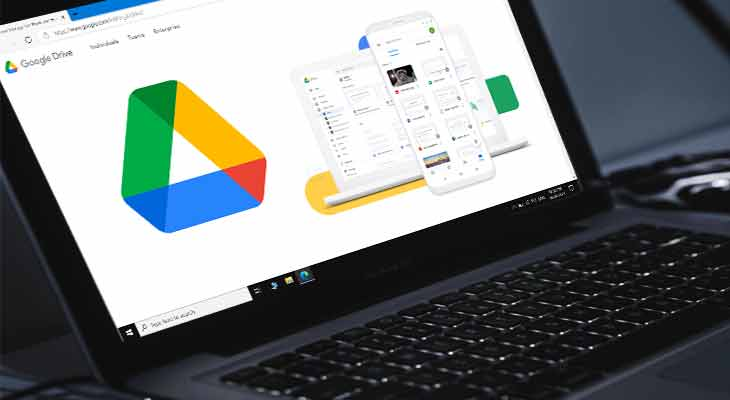 How to add Google Drive to the File Explorer Sidebar in Windows 10