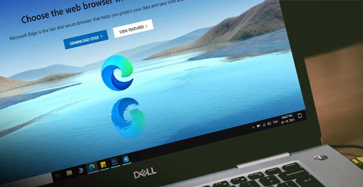 How to enable Thin Scrollbars in Microsoft Edge Browser